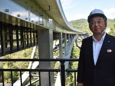 飯田信用金庫 小池理事長
